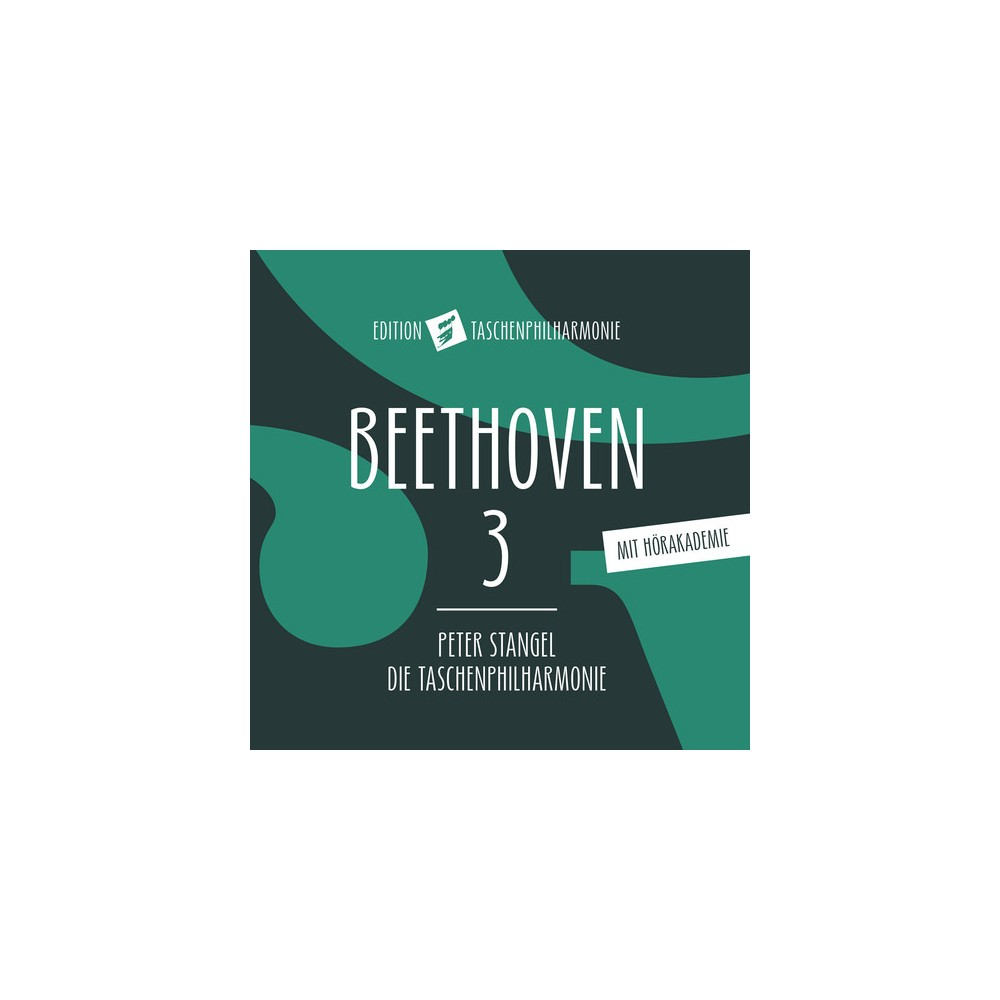 Die Taschenphilharmo - Beethoven:Sym No 3 In E Flat Major Op (CD)