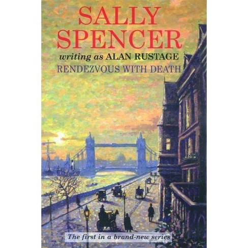 A Rendezvous with Death - (Severn House Large Print) by  Sally Spencer (Hardcover) - image 1 of 1