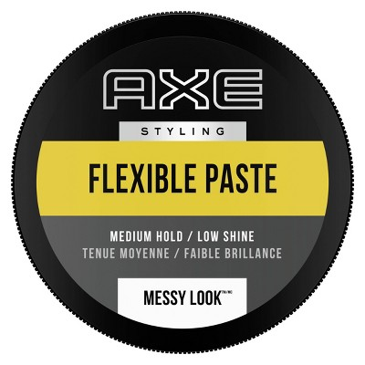 AXE Styling Messy Look Medium Hold Low Shine Flexible Hair Paste