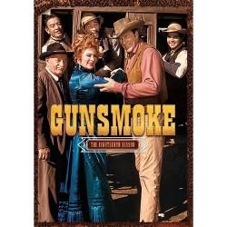 Gunsmoke: The Complete Eighteenth Season (DVD)
