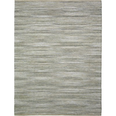 7'X10' Woven Area Rug Gray - Threshold™