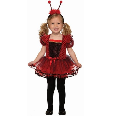 Forum Novelties Little Lady Bug Child Costume