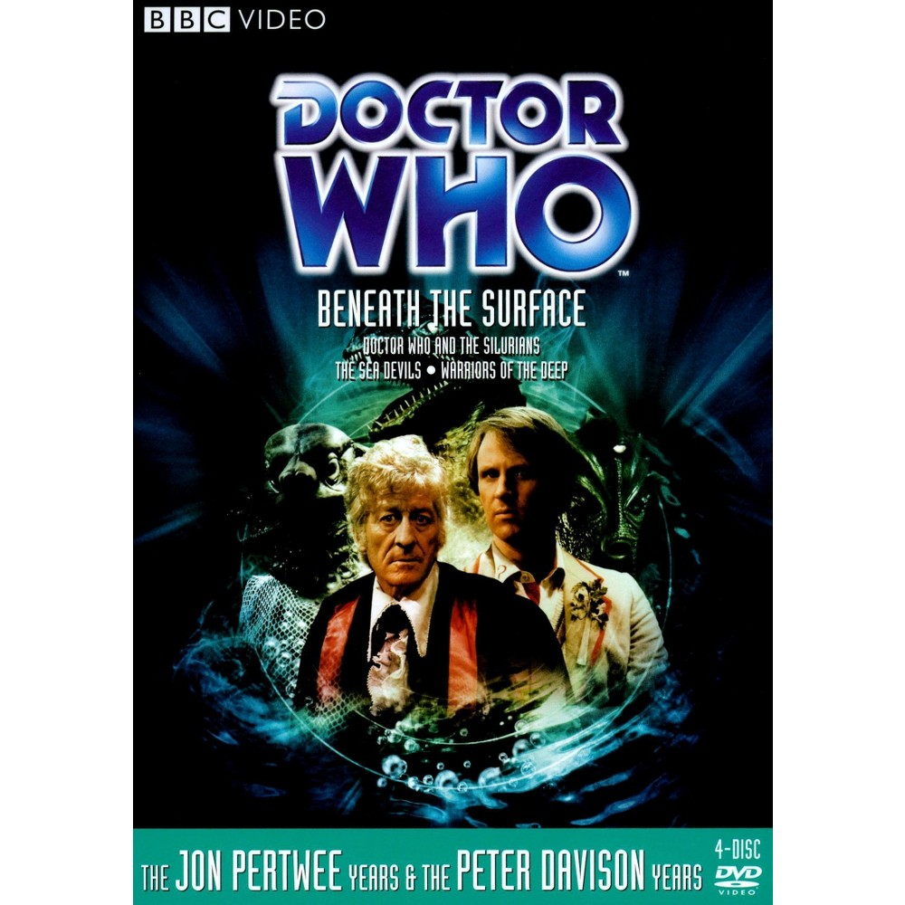 Doctor Who:Beneath The Surface (Dvd)