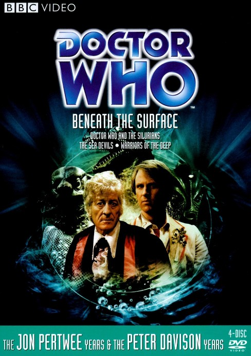 Doctor who:Beneath the surface (DVD) - image 1 of 1