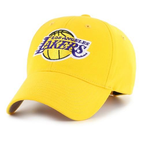 62d30fa2d658f Los Angeles Lakers Fan Favorite Basic Cap   Target