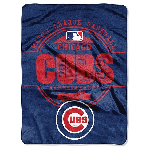 "MLB Chicago Cubs Throw Blanket - 46""x60"" - image 1 of 1"