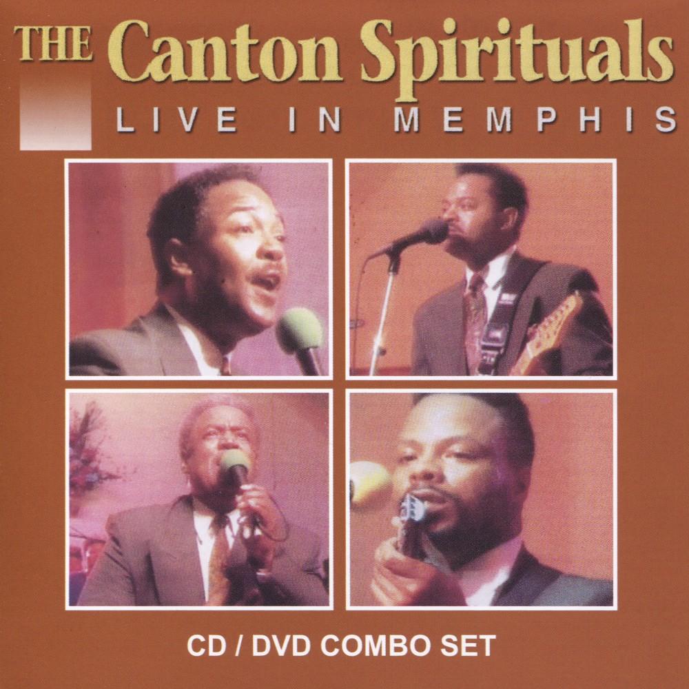 Canton Spirituals - CD/Dvd Live in Memphis