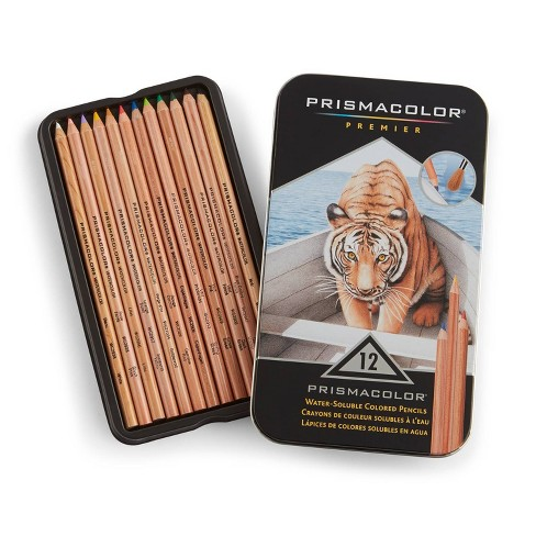 Prismacolor Premier 12ct Water Soluble Colored Pencils - image 1 of 5