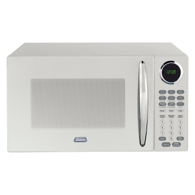 Sunbeam 0.9 cu ft 900W Microwave - White SGCMB809WE-09