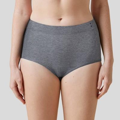 Thinx for All Women's Super Absorbency High-Waist Brief Period Underwear