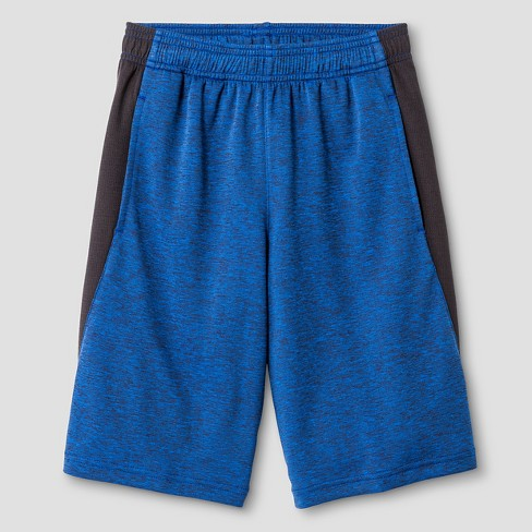 Boys' Heather Training Shorts - C9 Champion® - image 1 of 2