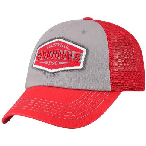 6342c3b6364b1 Louisville Cardinals Baseball Hat   Target