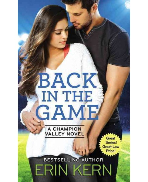 Back in the Game (Paperback) (Erin Kern) - image 1 of 1