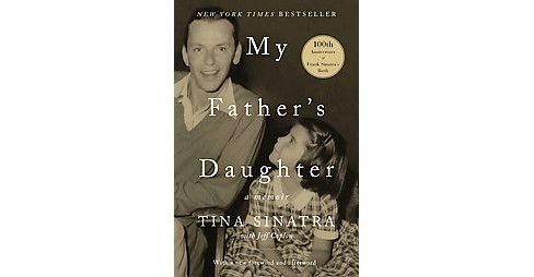 My Father's Daughter : A Memoir (Reissue) (Paperback) (Tina Sinatra) - image 1 of 1