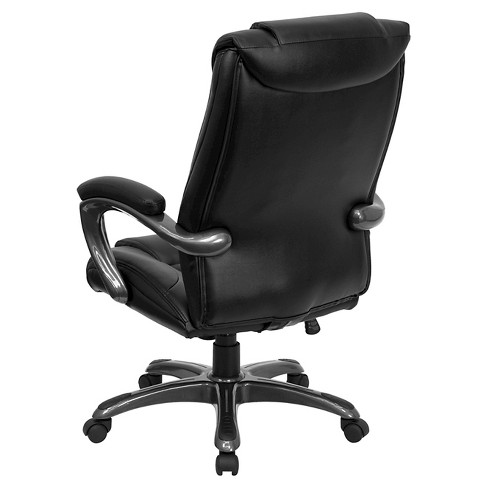 High Back Executive Swivel Office Chair Black Target