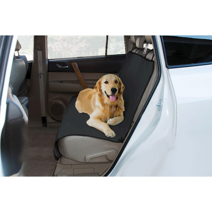 Yes Pets Oxford Bench Dog Car Seat Cover - image 1 of 1