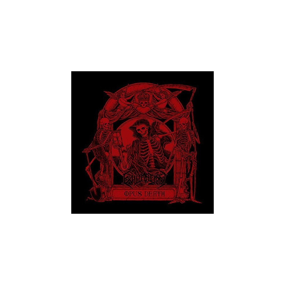 Exhumation - Opus Death (Vinyl)
