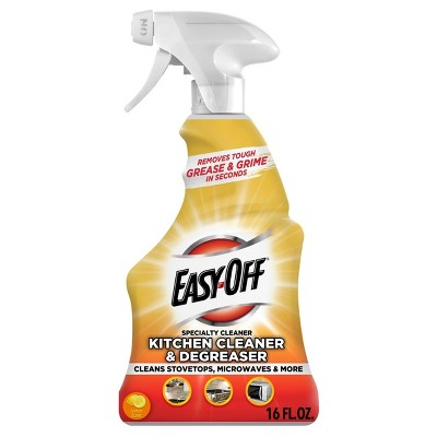 Easy-Off Kitchen Degreaser Specialty Cleaner - 16oz
