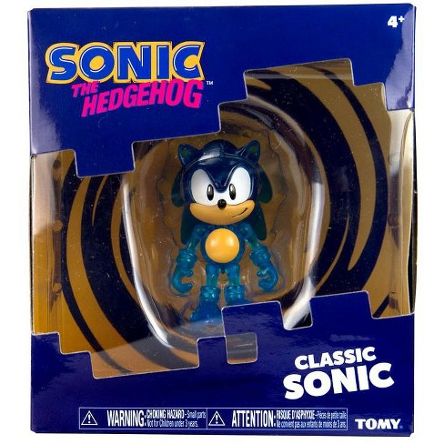 Sonic The Hedgehog Classic Sonic Action Figure Translucent Target