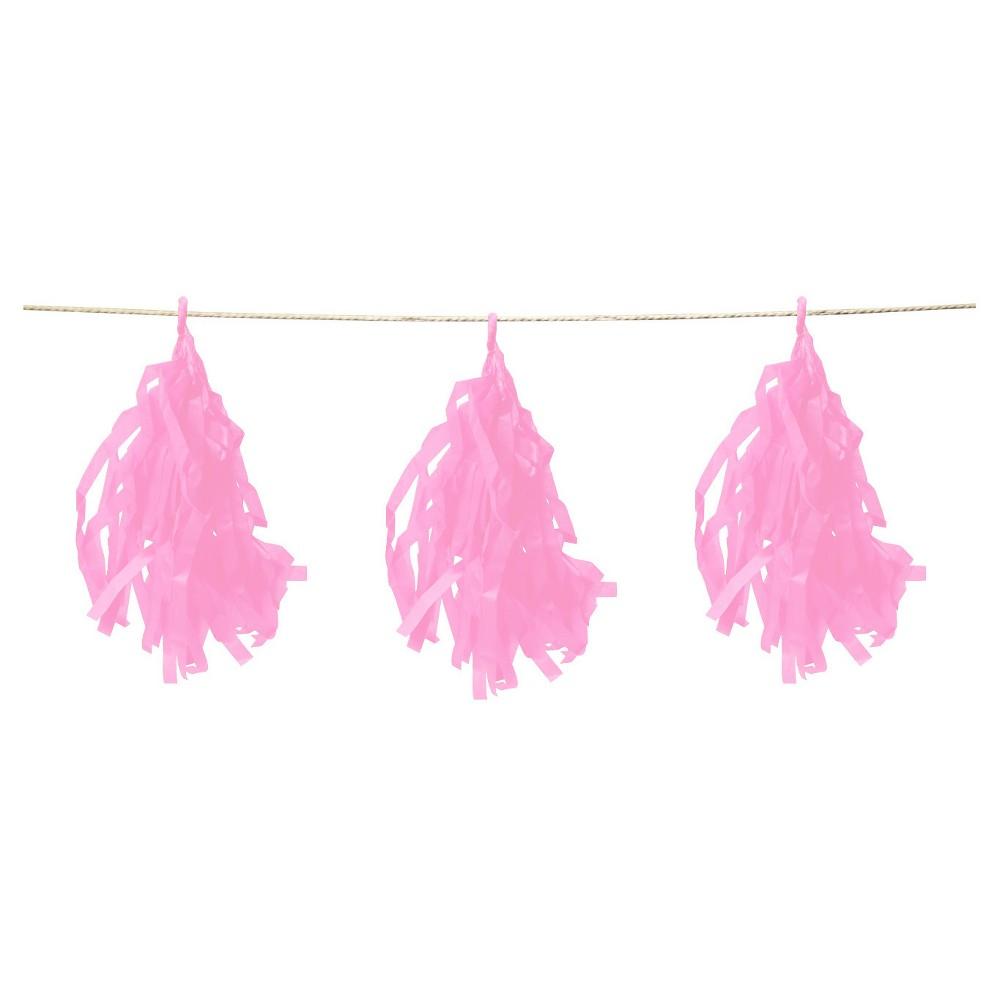 Light Pink Tassel Garland - Spritz
