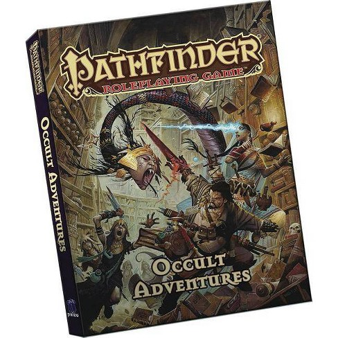 Pathfinder Roleplaying Game: Occult Adventures Pocket Edition - by  Jason Bulmahn (Paperback) - image 1 of 1