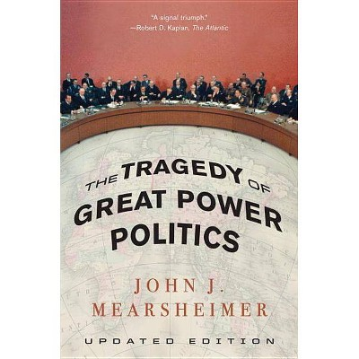 The Tragedy of Great Power Politics - by  John J Mearsheimer (Paperback)