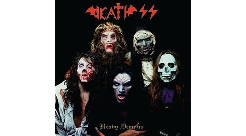 Death Ss - Heavy Demons (Vinyl) - image 1 of 1