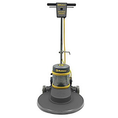 Koblenz B-1500-P Professional 1.5 Horsepower High Speed Hard Floor Burnisher with 20 Inch Burnishing Pad and 5 Inch Non Marking Wheels