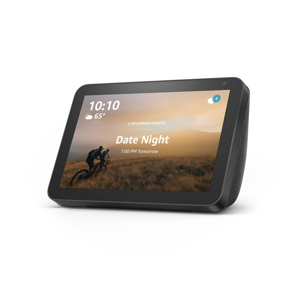 Amazon Echo Show 8 - HD 8in Smart Display - Charcoal was $129.99 now $89.99 (31.0% off)