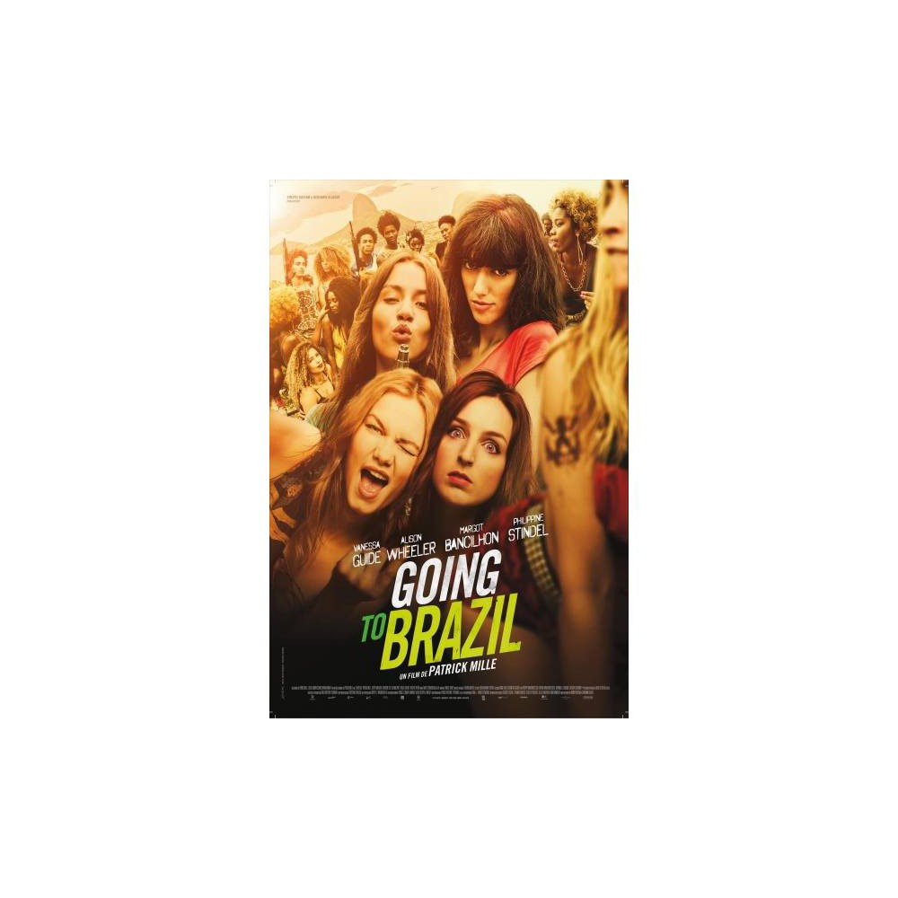 Going To Brazil (Dvd), Movies