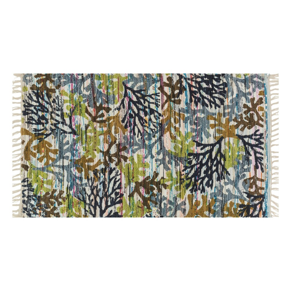 Image of Loloi Aria Accent Rug - Gray (1'8X3')
