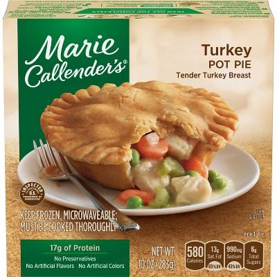 Marie Callendar's Frozen Turkey Pot Pie - 10oz