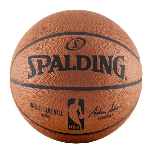 """Spalding NBA Official Game 29.5"""" Basketball - image 1 of 4"""