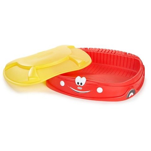 Little Tikes Cozy Coupe Sandbox - image 1 of 3