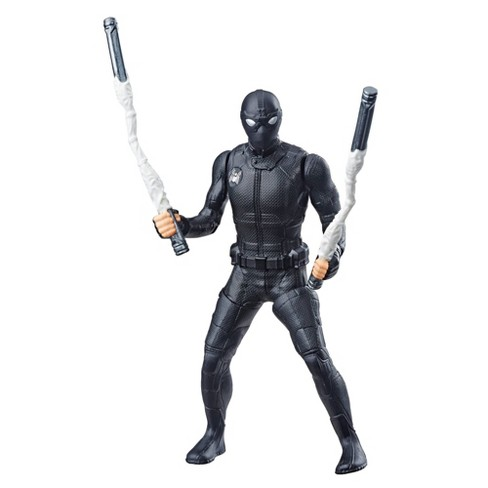 "Spider-Man: Far From Home Web Strike Spider-Man 6"" Scale Hero Action Figure Toy - image 1 of 4"