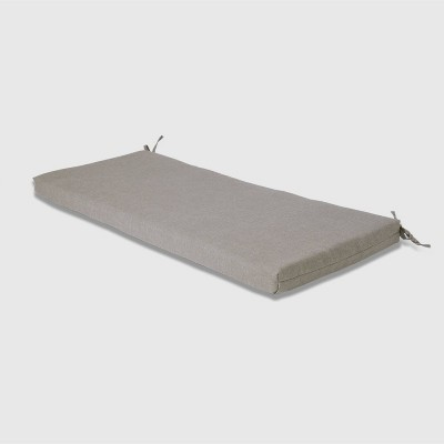 Outdoor Bench Cushion Taupe - Threshold™