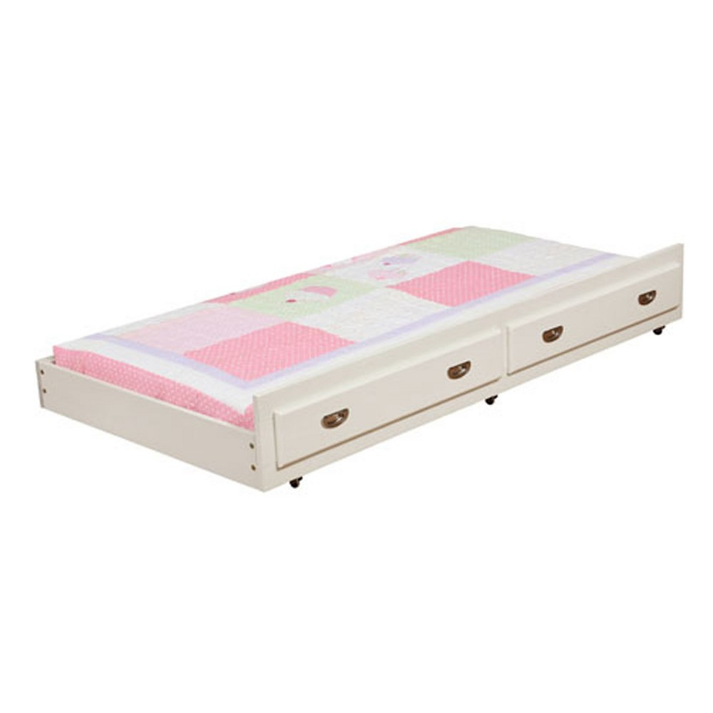 Piper Kids Trundle White - Homes: Inside + Out