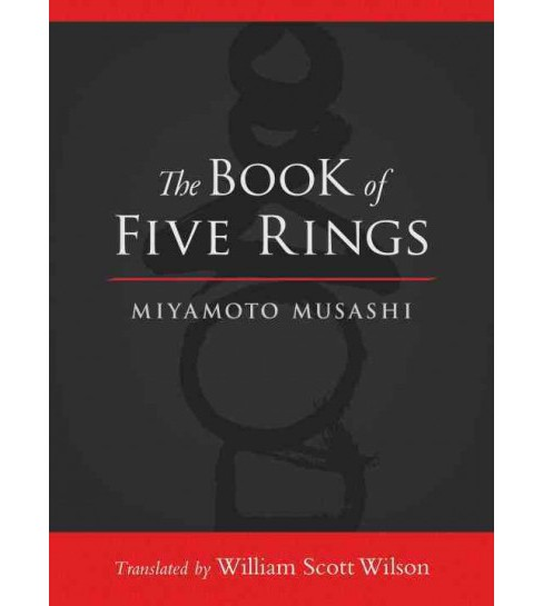 The Book of Five Rings (Hardcover) - image 1 of 1