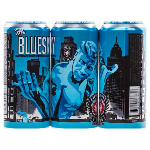 Griffin Claw® Mr. Blue Sky Wheat - 4pk / 12oz Cans - image 1 of 1
