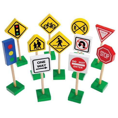 International Traffic Signs Target