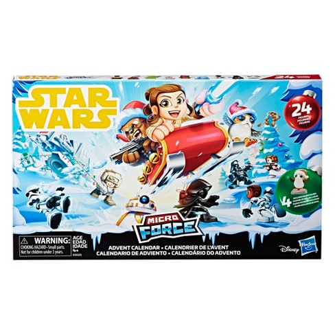 Star Wars Micro Force Advent Calendar - image 1 of 2
