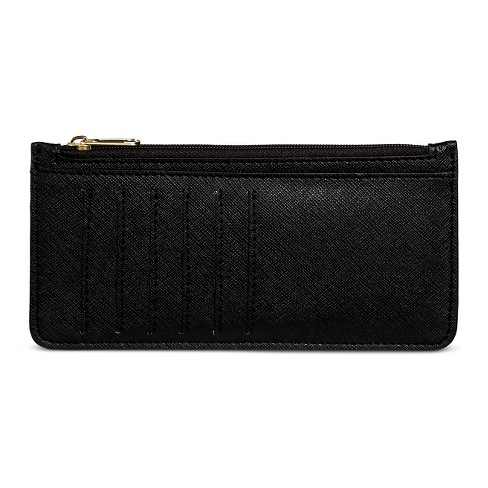 Pick me up Large Card Case - A New Day™ Black - image 1 of 2