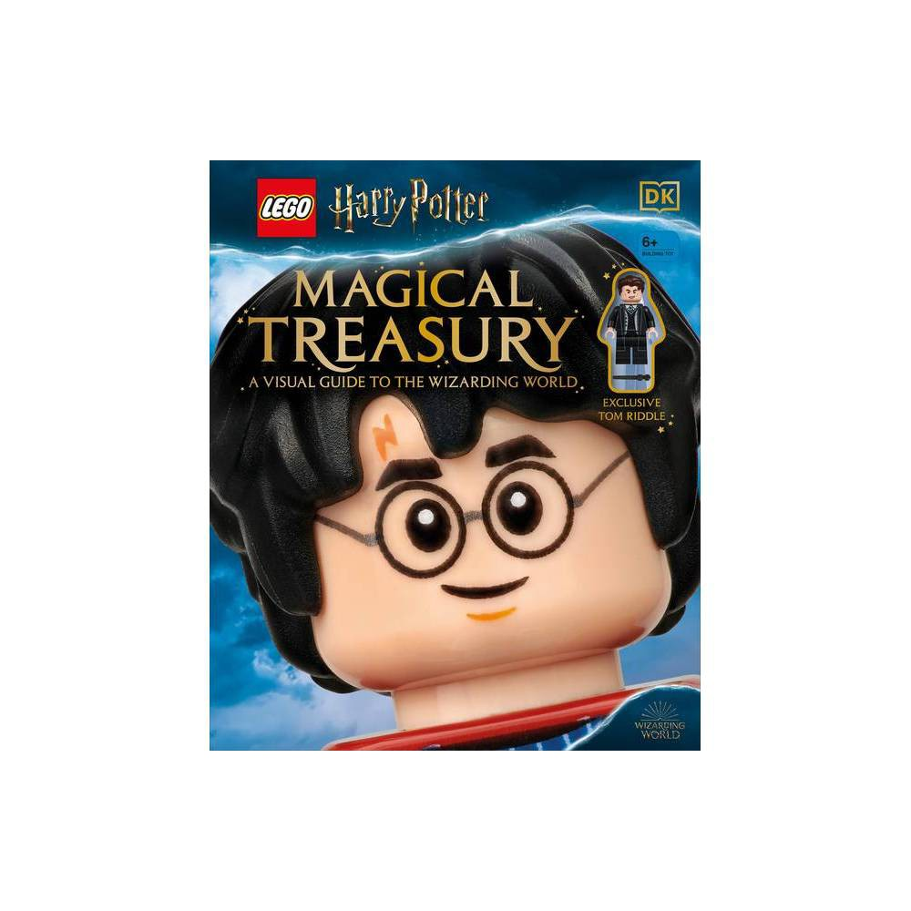 Lego R Harry Potter Magical Treasury By Elizabeth Dowsett Mixed Media Product