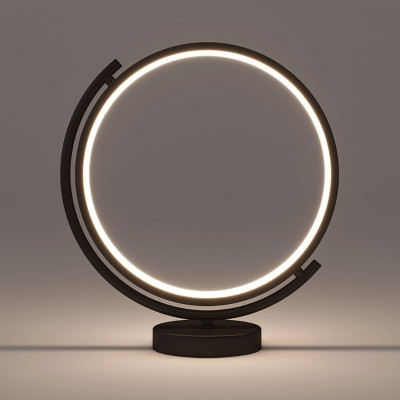 """13.5"""" Table Lamp (Includes LED Light Bulb)Black - Project 62™"""