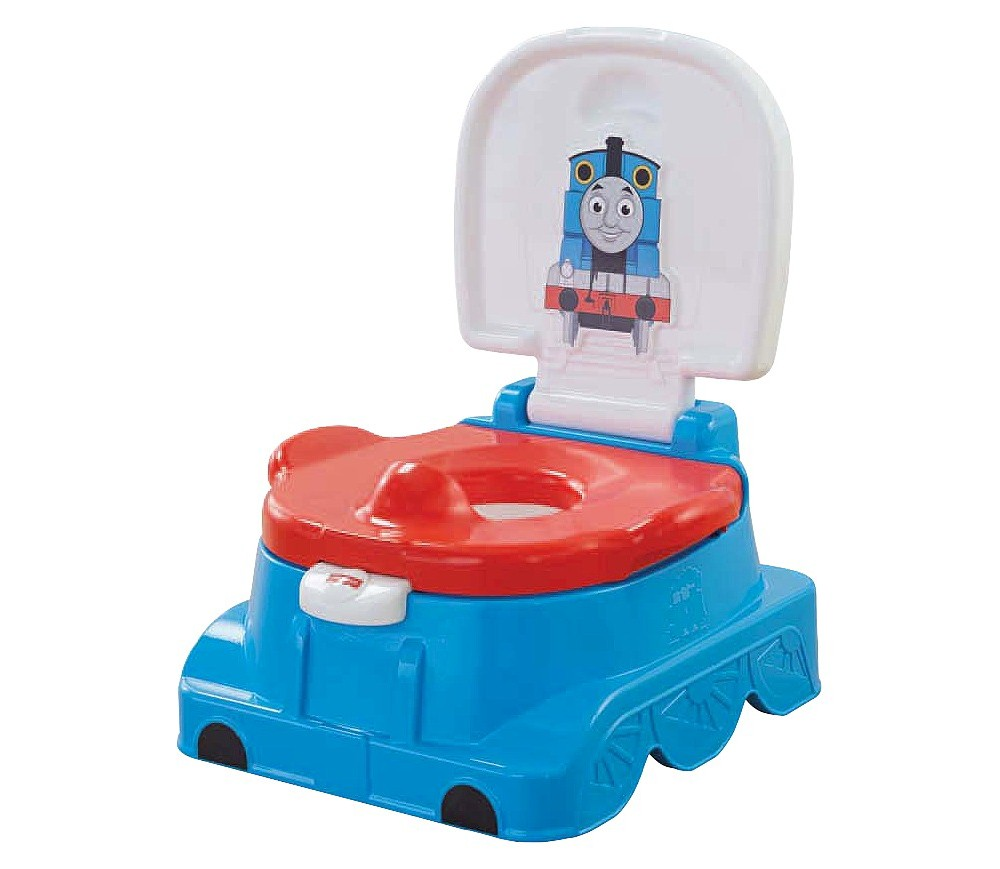 Fisher Price Thomas the Tank Engine Railroad Rewards Potty, Blue