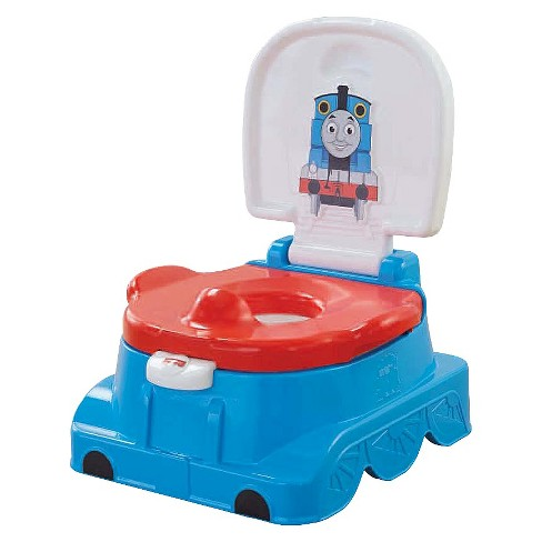 Fisher-Price Thomas the Tank Engine Railroad Rewards Potty - image 1 of 6