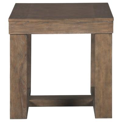 Cariton End Table Gray - Signature Design by Ashley