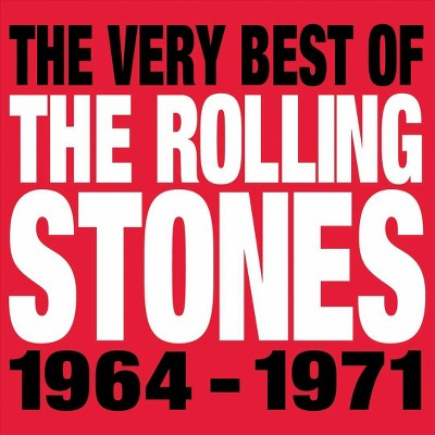 Very Best Of The Rolling Stones 1964-1971 (CD)