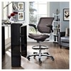 Office Chair Modway Midnight Black - image 4 of 4
