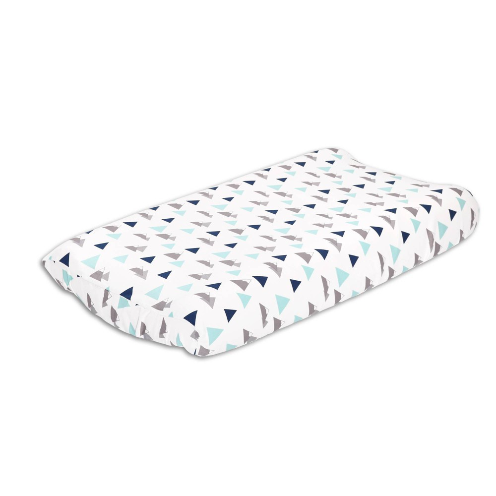 The Peanutshell Mountains Changing Pad Cover